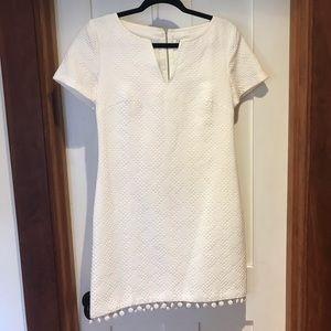 Trina Turk White mini dress